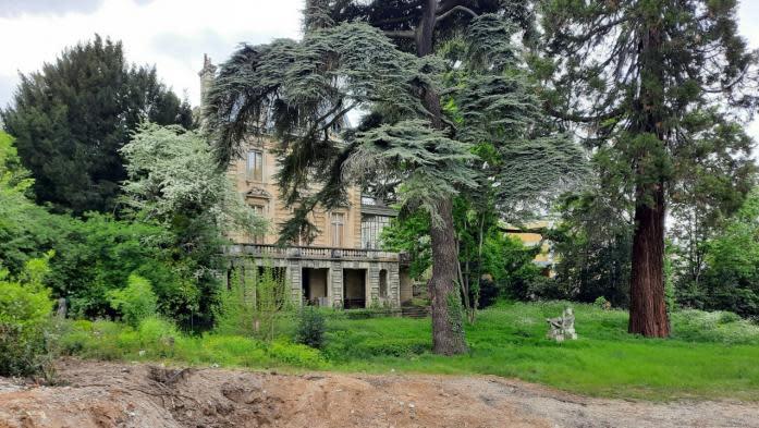 """Un projet immobilier menace """"la magie"""" de la villa Napoléon III de Meudon"""