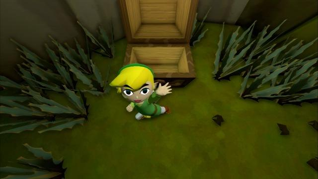 Boomerang Brawling - Zelda: The Wind Waker HD Gameplay