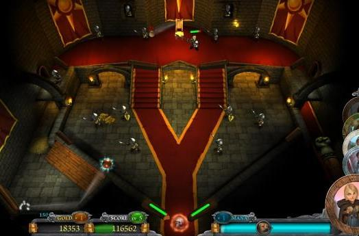 Pinball-RPG Rollers of the Realm hits PS4, Vita, PC this holiday