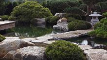 Harmonie pur: Ein Japangarten in der Nähe von Leipzig