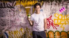 Actor Nat Ho is bringing Taiwanese bubble tea brand Bobii Frutii to Singapore
