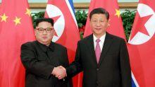 North Korea's Kim makes two-day visit to China