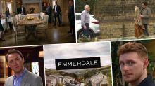 Next week on 'Emmerdale': Kim traps her poisoner, Luke has a new secret, Pollard's life is on the line (spoilers)