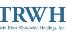 Twin River Worldwide Holdings To Release 2019 First Quarter Results on May 14, 2019