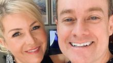 Grant Denyer 'pelted eggs' at wife Chezzi while on painkillers