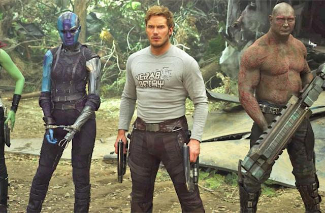 'Guardians of the Galaxy' team says why it used Red's 8K camera