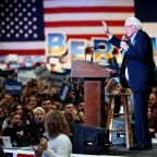 NBC News/WSJ poll: Sanders opens up double-digit lead nationally