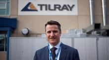 Tilray shares go on wild ride on second day after export approval