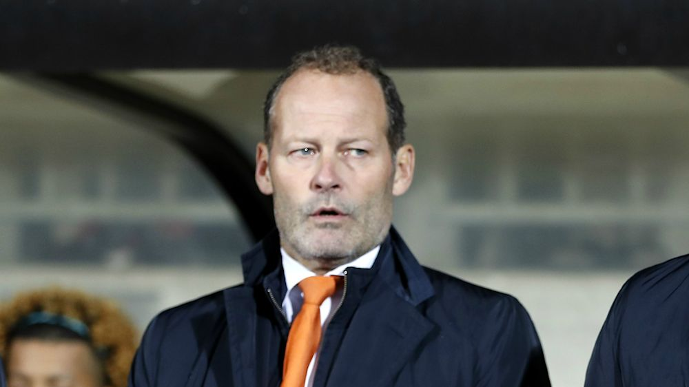 Niederlande entlassen Bondscoach Danny Blind