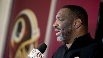 Doug Williams says Washington brass will decide whether Dwayne Haskins is starter