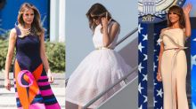 45 of Melania Trump's Most Talked-About Looks