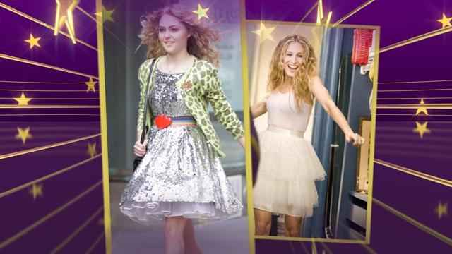 Carrie vs. Carrie: Der Style-Check