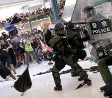 Hong Kong Enters China's Danger Zone