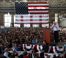 Bloomberg's Rise in Democratic Race Provides Foil for Sanders