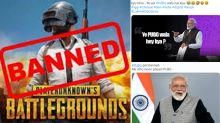 PUBG Mobile banned in India Funny Memes