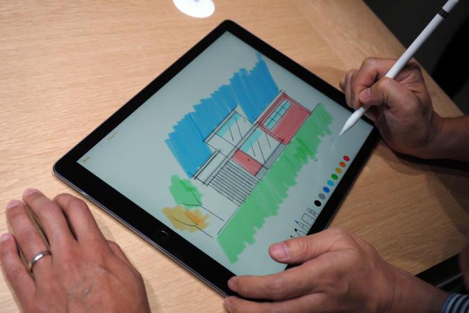 Apple's iPad Pro goes on sale on November 11th