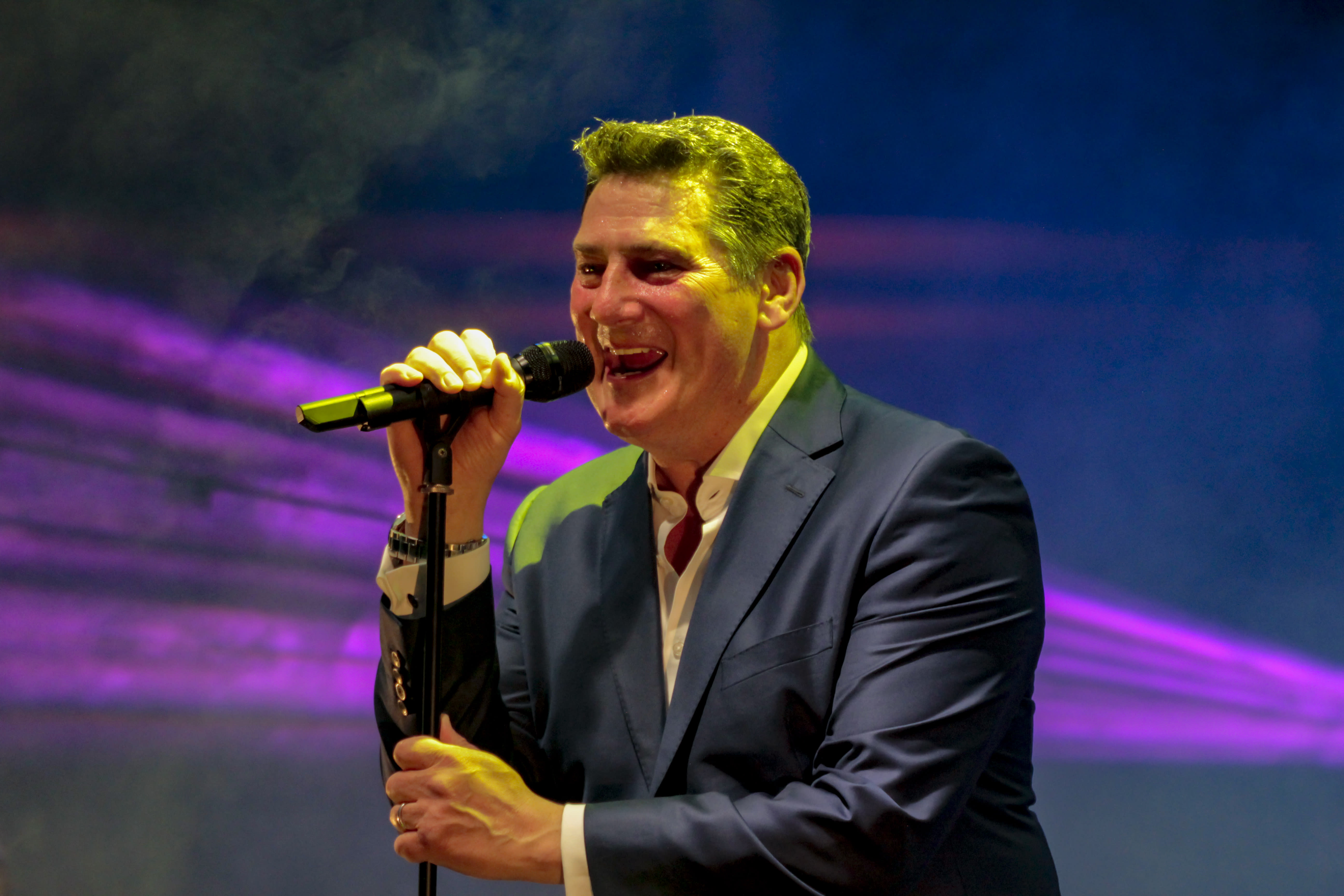 Tony Hadley Says Spandau Ballet Song In Washing Ad Is Embarrassing