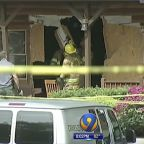 Man Rams a Vehicle Into a North Carolina Restaurant Killing His Daughter and One Other