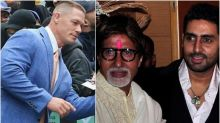 John Cena's Post on Amitabh Bachchan Goes Viral