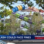 Roseville water park could face $500 fine for staying open amid COVID-19 pandemic