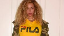 Beyoncé Rocks $2,500 Crop Top and Short Shorts Outfit at Concert