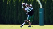 Jets struggling with rash of injuries at wide receiver spot