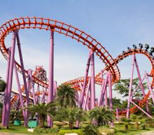 """Six Flags Promises a """"New Normal"""" of Masks and Social Distancing When It Reopens Parks in June"""