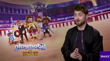 'Playmobil: The Movie' star Daniel Radcliffe on why he turns down 'big action movie' roles (exclusive)