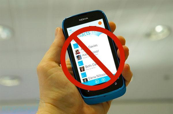 Skype app won't work on low-end Windows Phone devices (update: works on Lumia 610)