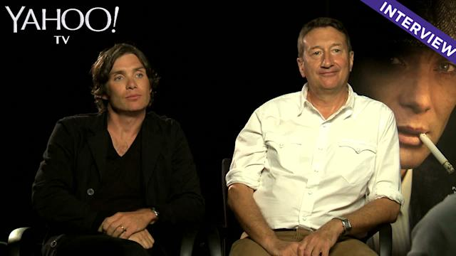 Cillian Murphy and Steven Knight talk Peaky Blinders