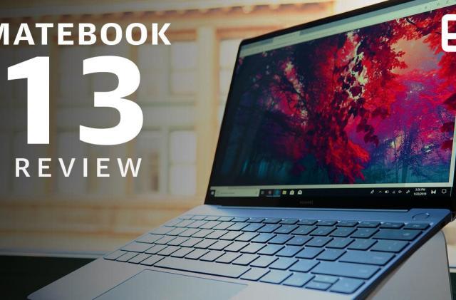 Huawei MateBook 13 review: An uninspiring MacBook Air clone