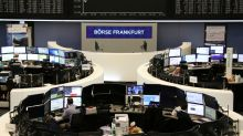 Big losses for European stocks as Caterpillar, China disappoint