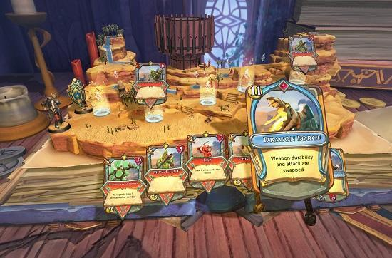 RuneScape getting Hearthstone treatment with new card game