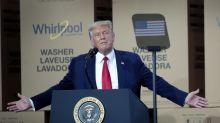 """Versprecher: Donald Trump tauft """"Thailand"""" in """"Thighland"""" um"""