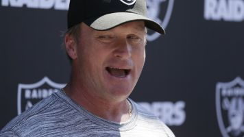 Crack all of your Gruden jokes while you still can