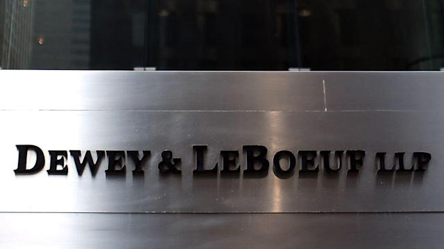 Prosecutors Allege Fraud at Dewey & LeBoeuf