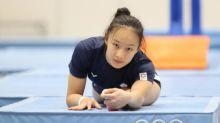 體操精靈丁華恬無緣決賽 仍創紀錄