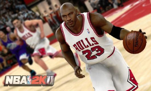 NBA 2K11's full list of 'Jordan Challenges'
