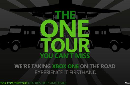 The Xbox One hits the road on an international magical mystery tour