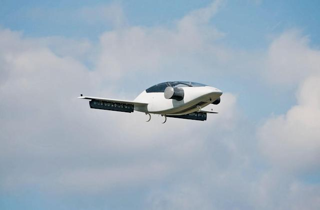 Flying taxi startup Lilium hires former Audi and Airbus executives