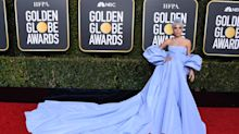 Lady Gaga pays sartorial tribute to Judy Garland at 2019 Golden Globe Awards