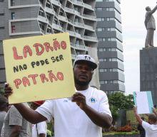 Landmark protest in Angola targets amnesty for 'stolen money'