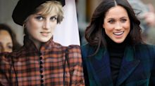 From royal rebellion to fashion influence: The striking parallels between Princess Diana and Meghan Markle