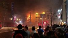 Restaurant explosion injures dozens in Sapporo, Japan