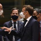 EU leaders reach 'historic' deal on €750bn coronavirus recovery package after marathon talks