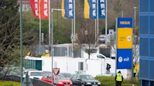 NHS workers turned away from Ikea COVID-19 test centre as they didn't have appointment