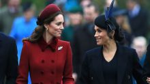 Meghan Markle's 'conscious effort' not to 'copy' Kate Middleton's style