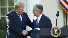 Trump calls Federal Reserve his 'biggest threat'