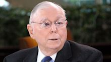Charlie Munger questions if stock buybacks at present levels are smart