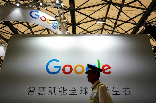 Google may face an antitrust probe in China, too